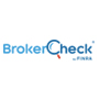 Logo for BrokerCheck.