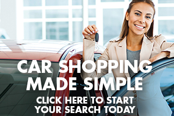 Car shopping made simple. Click here to search